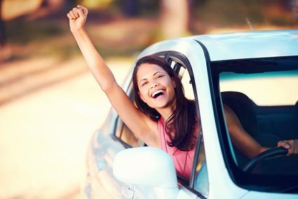Perdendo o medo de dirigir!