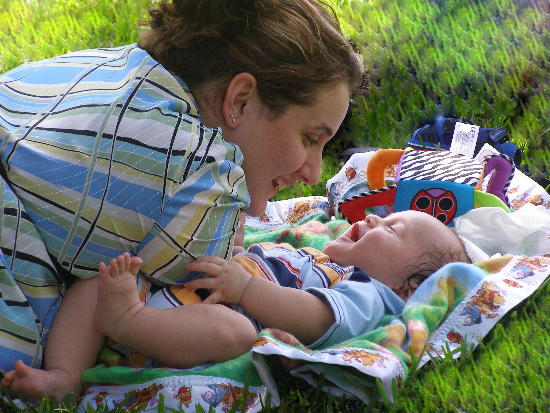A disponibilidade emocional para a maternidade